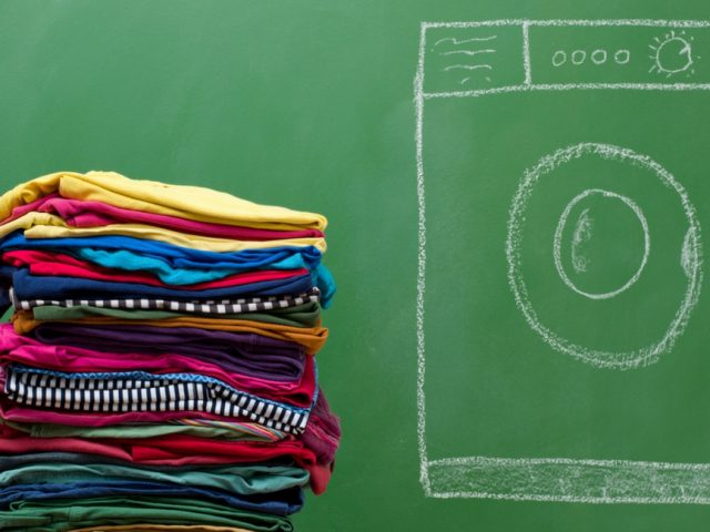 Come lavare la t-shirt e non rovinare la stampa