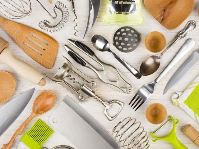 5 gadget per la cucina di cui non puoi fare  a meno