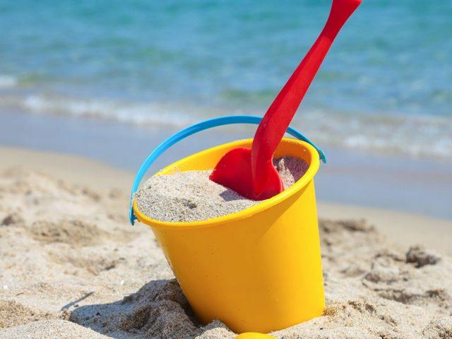 5 giochi da fare sulla spiaggia