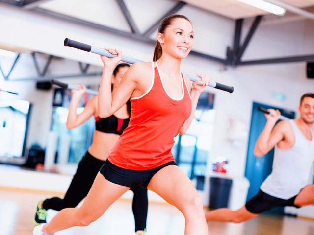 Il look perfetto per chi pratica fitness
