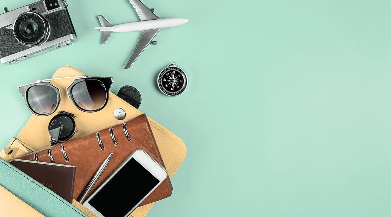 5 gadget da viaggio indispensabili
