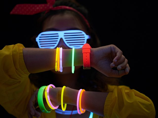 5 gagdet fluorescenti per chi ama le luci