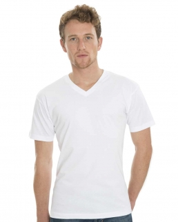 T-shirt uomo Organic V-Neck James