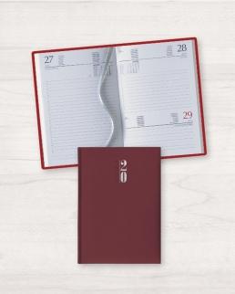 Agenda Giornaliera gommato 11 x 17