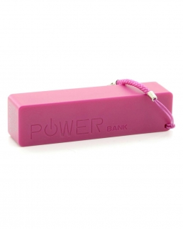 Powerbank  Nera da 2200 mAh