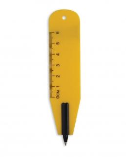 Penna a sfera segnalibro