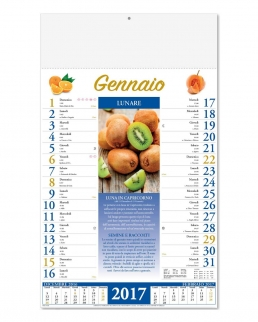Calendario Mensile Giardinaggio
