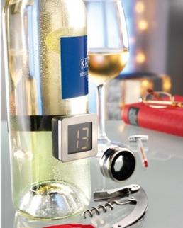 Termometro digitale per bottiglie BOLERO