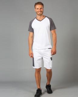 Pantalone corto multitasche Tiziano