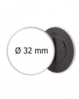 Magnete rotondo 32 mm