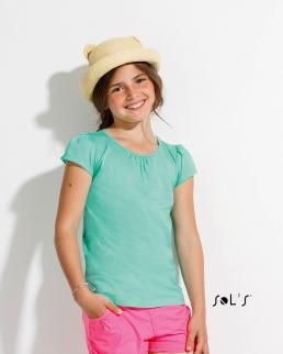T-shirt bambina Fillette