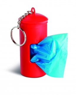 Dispenser per sacchetti igienici