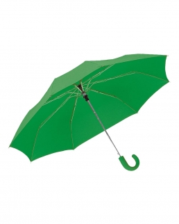 Mini ombrello automatico con manico gommato