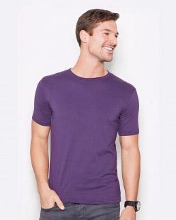 T-shirt morbida Classic-T Fitted taglio stretto