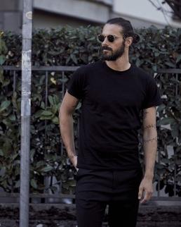 T-shirt uomo Slub-T