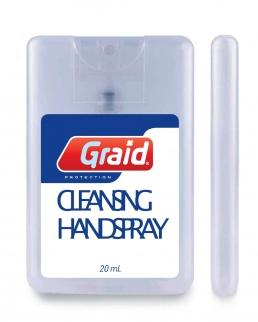 Spray igienizzante per mani 20 ml