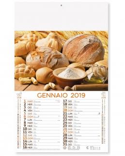 Calendario Pane e Pasta