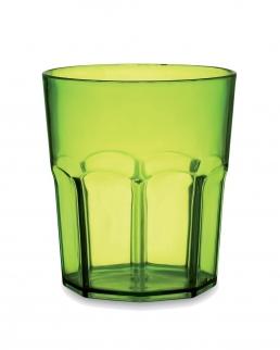 Bicchiere da bibita in plastica