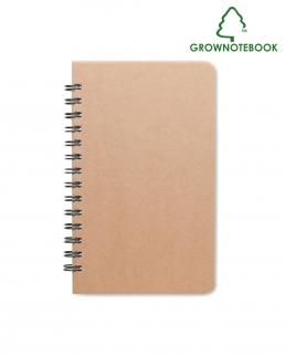 Notebook 72 pagine a righe e spirale