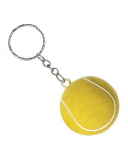 Portachiavi antistress pallina da tennis