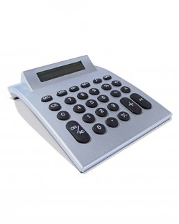 Maxi-calcolatrice da tavolo Dotto