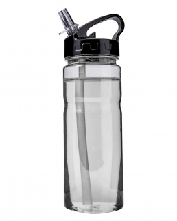 Borraccia botton push 550 ml BPA Free
