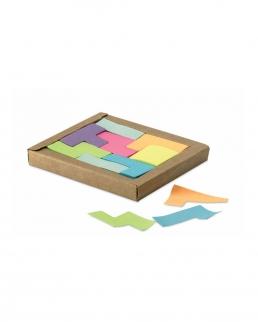 Set 8 memo adesivi colorati