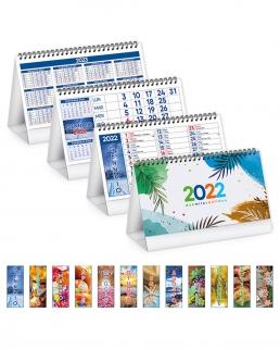 Calendario da tavolo Quattro Stagioni