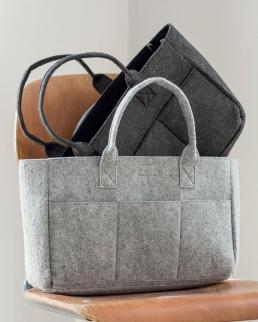 Pocket Shopper in feltro