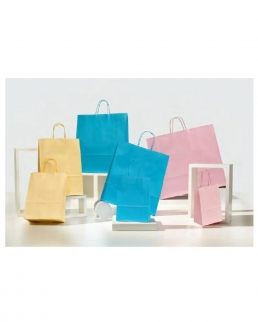 Shopper Colorati pastello 27