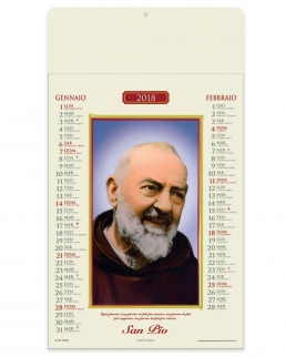 Calendario Bimensile San Pio