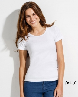 T-Shirt girocollo LADY COL ROND