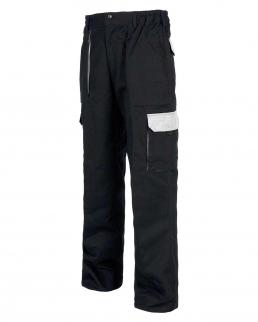 Pantalone multitasche rinforzato sul retro