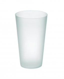 Bicchiere riutilizzavile 550 ml