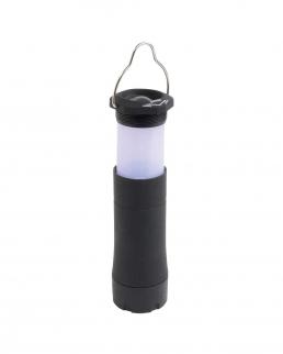 Torcia/lanterna con regolatore fascio di luce