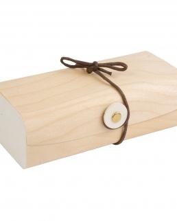 Scatola in legno media