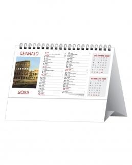 Calendario da tavolo Roma Ieri