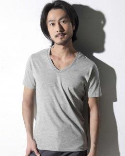 T-shirt uomo V-Neck