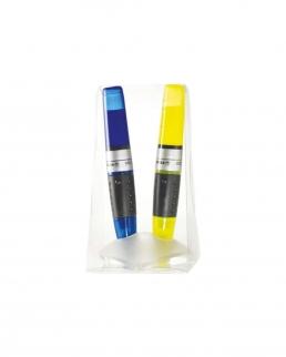 Stabilo Luminator Deskset con 2 colori