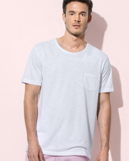 T-shirt Shawn Oversized Crew Neck
