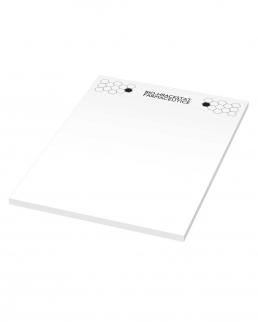 Block notes A7 Desk-Mate® con copertina avvolgente 50 fogli