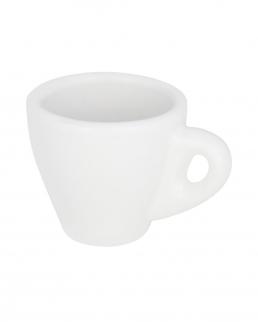 tazza bianca per caffè espresso 80 ml