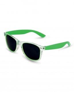 Occhiali da sole bicolore con protezione UV
