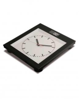 Bilancia pesapersone con orologio