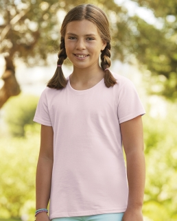 T-shirt bambina Sofspun®