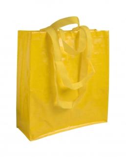 Shopper in polipropilene laminato con doppi manici