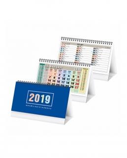 Calendario da tavolo Multicolor