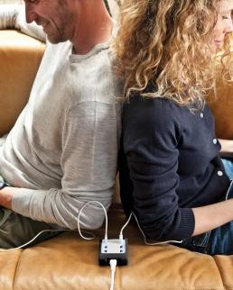 Caricatore USB a 6 uscite