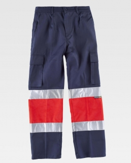 Pantalone Combinato Alta Visibilità