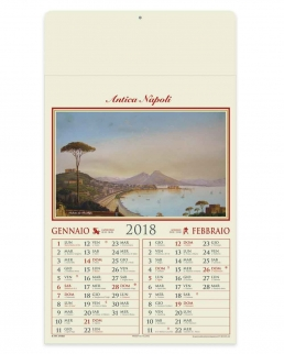 Calendario Antica Napoli
